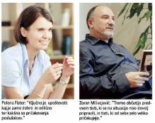 O tremi v časniku Večer z Zoranom Milivojevićem