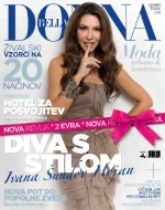 Sodelovanje z revijo Bella Donna